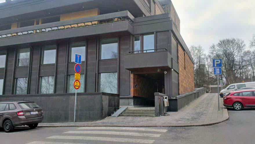 Turku virastotalo